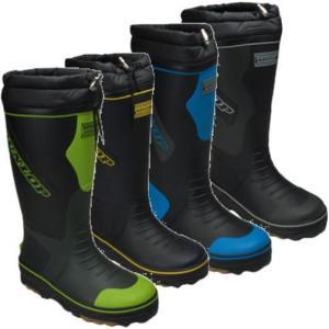 (A倉庫)DUNLOP ダンロップ ドルマン G324 メンズ 紳士 防寒長靴 マリンブーツ ウィンター 防滑 防寒ブーツ BG324|fa-core