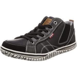 (A倉庫)EDWIN エドウィン ED 7539 メンズスニーカー シューズ 靴 カジュアル ミッドカット ED-7539 送料無料 fa-core