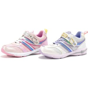 (A倉庫)BUBBLE BEANS HCS-263 バブルビーンズ HCS 263 子供靴 スニーカー 女の子 キッズ ジュニア 靴 カジュアル 送料無料|fa-core