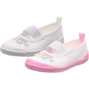 (A倉庫)ムーンスター RRFバレー 01 リルリルフェアリル スクールシューズ 上履き キャラクター キッズ 上靴 バレーシューズ 女の子の画像