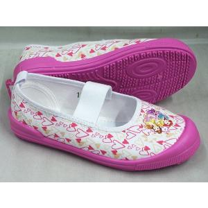 (B倉庫)Disney ディズニープリンセス 7264 バレーシューズ スクールシューズ 上履き キャラクター キッズ 女の子 上靴 バレーシューズ 送料無料 fa-core