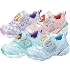 (A倉庫)ディズニー プリンセス DN C1239 DN-C1239 子供靴 スニーカー 女の子 キッズ キャラクター シューズ 2019年モデル|fa-core