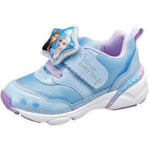 (A倉庫)ディズニー アナと雪の女王 LED搭載 光る靴 DN C1250 DN-C1250 子供靴...