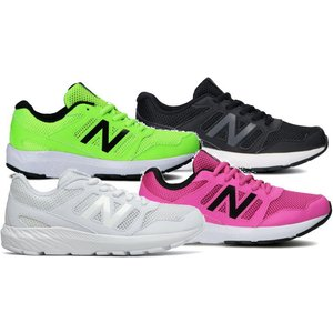 (B倉庫)new balance ニューバランス 紐靴タイプ NB YK570 BK LM PW WG 子供靴 スニーカー ジュニア 男の子 女の子 シューズ 靴 送料無料 fa-core