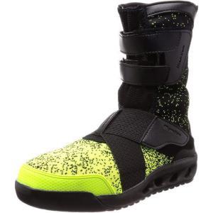 (B倉庫)マルゴ マンダムニット High 004 鋼製先芯採用 耐油底 メンズ 作業靴 安全スニーカー 安全ブーツ セーフティースニーカー 送料無料|fa-core