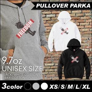 デザイン パーカー ブラック グレー ホワイト XS S M L XL  ユニセックス メンズ レディース スウェット プルオーバー ピノキオ 童話 ボックスロゴ|fabian