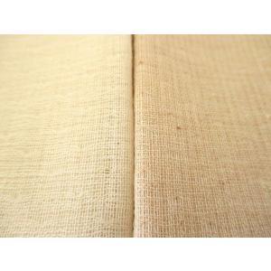 生地 50cm単位 オーガニックコットン 3重ガーゼ ふんわり無地 R0529-SA 布 RZT|fabrichouseiseki