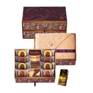 Tresore Dolce [宝石箱]フルーツカラーバウム&今治産タオル TREG-FJ | 送料込み|facla