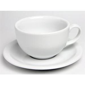 エスプレッソサプライ Coffee House Collection 8oz. Cup& Saucer