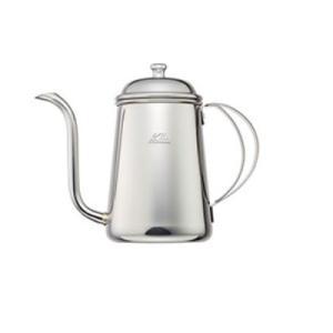 注ぎ口が細いのでハンドドリップに最適なコーヒーポットです。0.7L。 サイズ:底径85mm サイズ(...