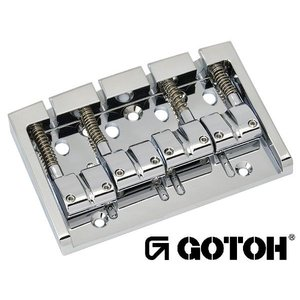 ゴトー【GOTOH】ベースブリッジ6弦 303BO-6(Xクローム)|factorhythm