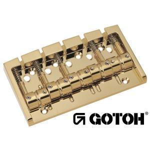 ゴトー【GOTOH】ベースブリッジ6弦 303SJ-6(Xゴールド)|factorhythm