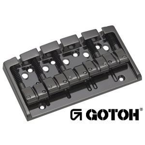 ゴトー【GOTOH】ベースブリッジ5弦 404BO-5(クローム)|factorhythm