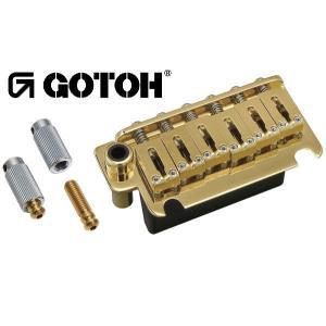 ゴトー【GOTOH】トレモロユニット 510T-FE1(ゴールド)|factorhythm