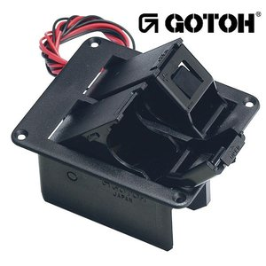ゴトー【GOTOH】バッテリーボックス(電池ケース)BB-04W|factorhythm