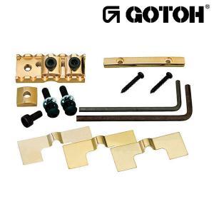 ゴトー【GOTOH】ロックナット FGR-1(ゴールド)|factorhythm