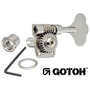 ゴトー【GOTOH】ベースペグ 6弦 GB528S-6(Xゴールド)|factorhythm
