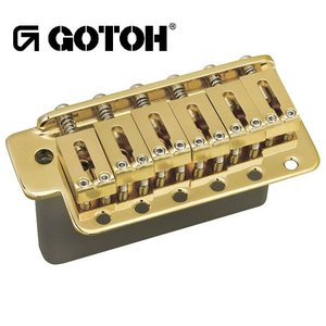 ゴトー【GOTOH】トレモロユニット GE102T(ゴールド) factorhythm