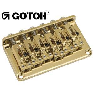 ゴトー【GOTOH】12弦ギターブリッジ GTC12(ゴールド)|factorhythm