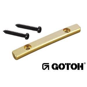 ゴトー【GOTOH】テンションバーTB47.5(ゴールド)|factorhythm
