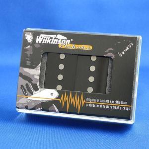 Wilkinson Pベースピックアップ/WBP (ブラックカバー)|factorhythm