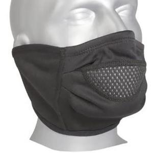 【マスク代用可】HOT CHILLYS Chil-Block Half Mask ホットチリーズ ハーフマスク HC6130 S/M BLACK 黒 factory-are