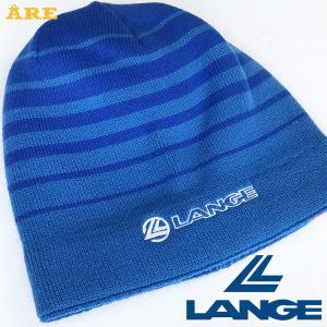 LANGE ラング スキー帽子 ニット帽 ニットキャップ 男女 メンズ レディス 防寒 厚手 factory-are
