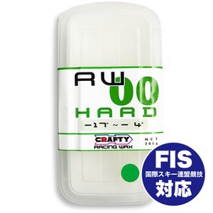 CRAFTY RACING WAX RW00 HARD ハード BASE WAX|factory-are