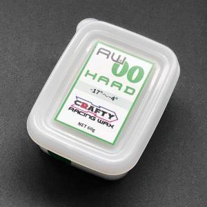 【ネット限定】クラフティ お試し価格 CRAFTY RACING WAX RW00 HARD ハード BASE WAX|factory-are