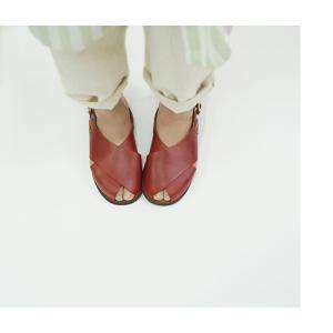 【送料無料】Diu ディウ 1540 | 本革 クロスレザーサンダル 革靴 レディース|factorytocloset|07