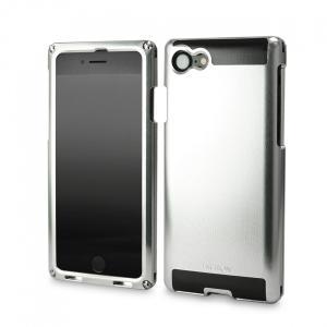 SIMPLEX for iPhone7 シャイニーシルバー ジュラルミン