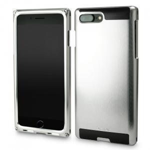 SIMPLEX for iPhone7Plus シャイニーシルバー ジュラルミン|factron