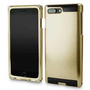 SIMPLEX for iPhone7Plus シャンパンゴールド ジュラルミン|factron