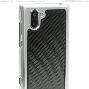 FACTRON SIMPLEX for AQUOS R3【SH-04L,SHV44,R3】Black on BlackCarbon 超々ジュラルミン FA-M-778|factron|02
