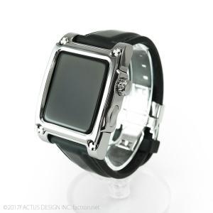 ★納期はトップページをご覧ください。  Apple Watchを腕時計のように楽しめるケース ウォッ...