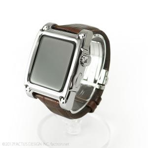★納期はトップページをご覧ください。  Apple Watch2&3 を腕時計のように楽しめ...