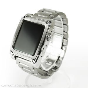 ■Apple Watch2&3 42mm専用ケース ■本体:サージカルステンレス316L削り...