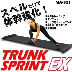 トランクスプリントEX スライドボード  スライディングボード 体幹トレーニング 有酸素運動 ダイエット送料無料|fafe