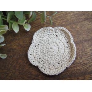 手編みのモチーフ(丸・小) fairy-lace
