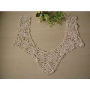 SALE!綿ケミカル襟レース、衿レース、付け襟(フォーリア)|fairy-lace