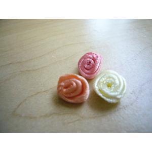 巻き薔薇(プチローズ)|fairy-lace