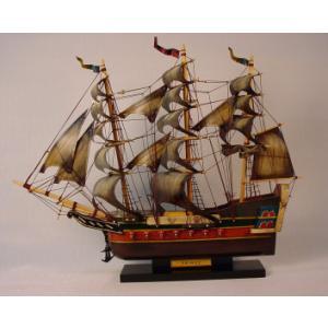 帆船模型 モデルシップ 完成品 NO208 プリンス|fairy-land