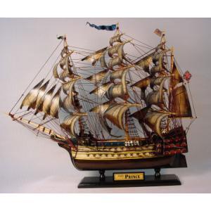 帆船模型 モデルシップ 完成品 NO222 プリンス|fairy-land