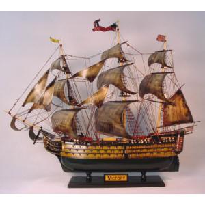 帆船模型 モデルシップ 完成品 NO223 ビクトリー|fairy-land