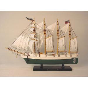 帆船模型 モデルシップ 完成品 NO257 エスメラルダ|fairy-land