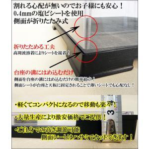 人形ケース コレクションケース フィギュアケース 幅40cm×奥行40cm×高65cm|fairy-land|03