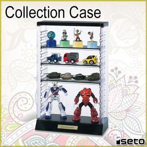 コレクションケース フィギュアケース ミニカーケース ディスプレイケース A403 材質:天板・側板...