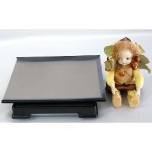 コレクションケース フィギュアケース 人形ケース 背面金張り仕様 W12cm×D12cm×H8cm|fairy-land|04