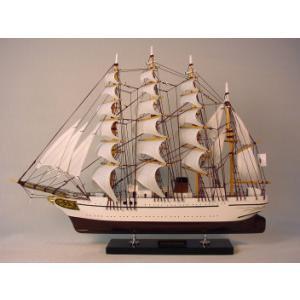 帆船模型 モデルシップ 完成品 日本丸|fairy-land
