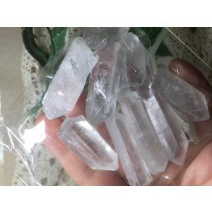 天然石 水晶 ポイント 100グラムの詳細画像1